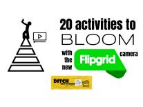 20 activities bloom new flipgrid (flip grid) camera