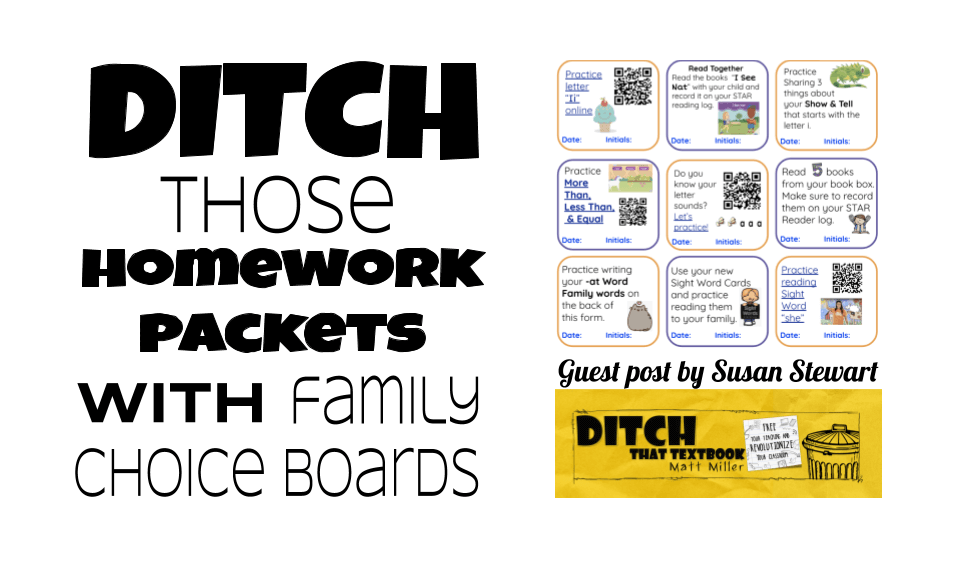 Ditch those homework packets with family choice boards (1)