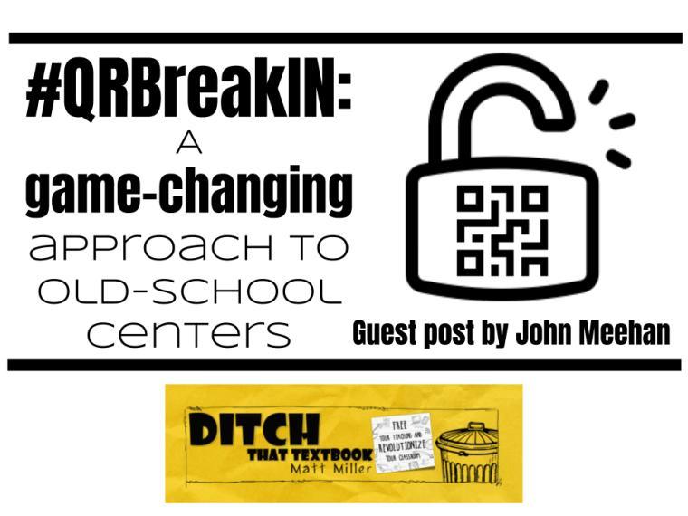 QR Break In post title image
