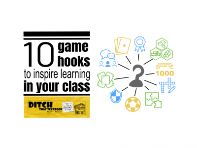 10 game hooks to inspire learning in your class