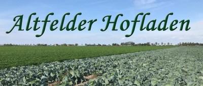 Altfelder Hofladen Friedrichskoog
