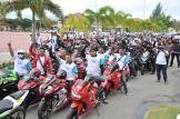 Diikuti 1.500 peserta dari berbagai komunitas motor di Kota Banda Aceh