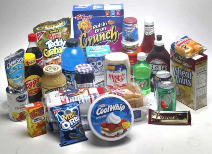 High Fructose Corn Syrup Products Opt
