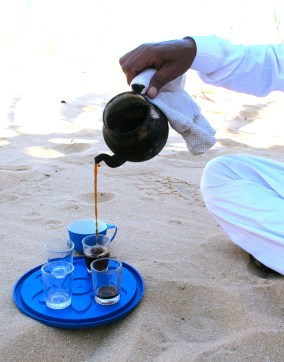 ørken te