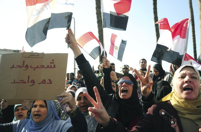 Revolusjonen i 2011 hadde enorme konsekvenser for turismen