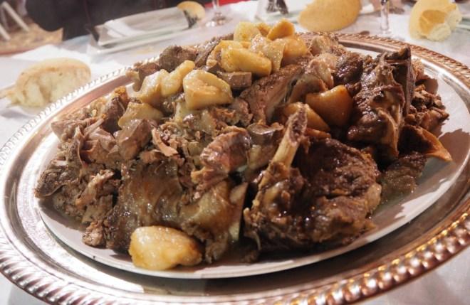I Dakhla i Marokko fikk jeg smake kamel for aller første gang