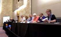 Drs. Alex Rothman & Travis Lovejoy Host Panel: Division 38 Past Presidents