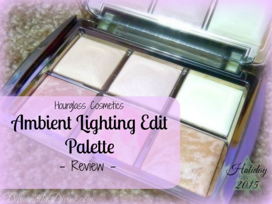 Ambient Lighting Edit Palette for Holiday 2015.  Is it worth the $80?