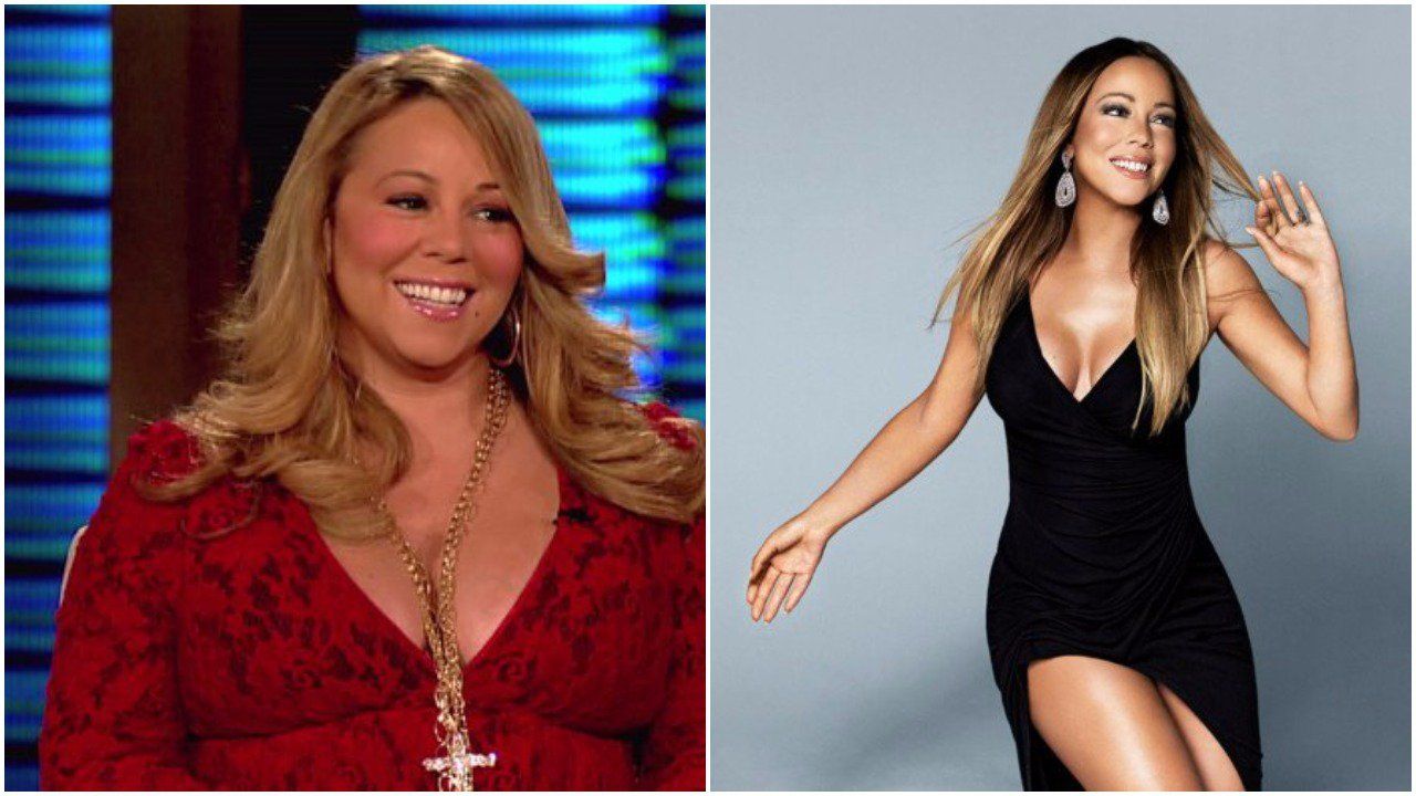 Mariah Carey Has Weight Loss Surgery We Re Wondering Why Divabetic
