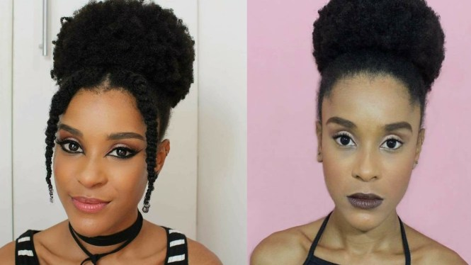 AFRO PUFF