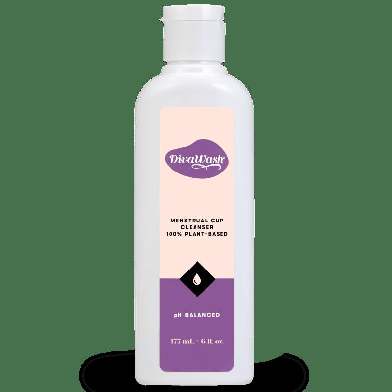 DivaWash Bottle 177ml