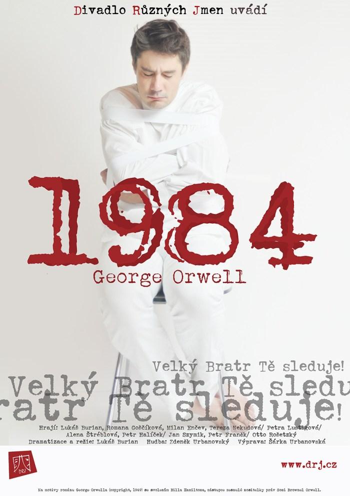 1984 aneb Velký bratr Tě sleduje!