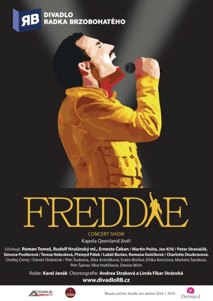 Freddie – concert show