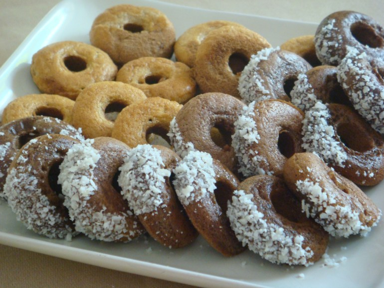 almond flour donuts