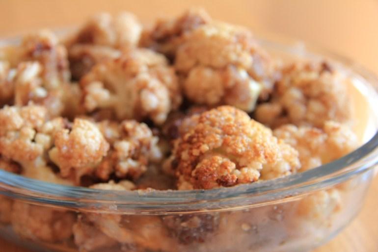 Cauliflower walnut