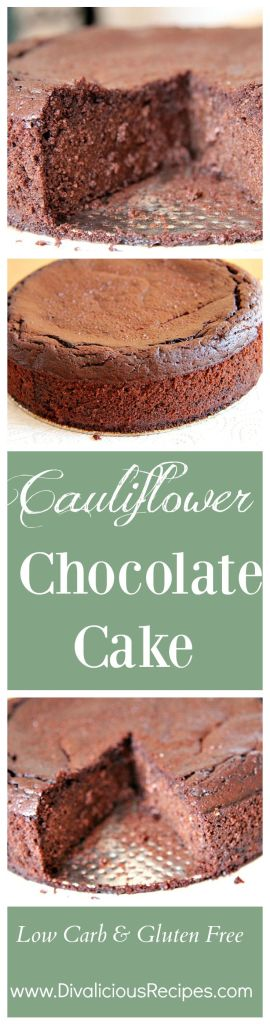 cauliflower chocolate