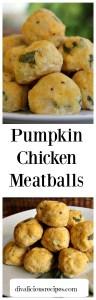 pumpkin-chicken-meatballs