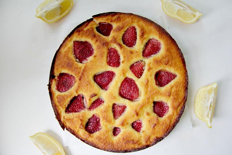 lemon strawberry