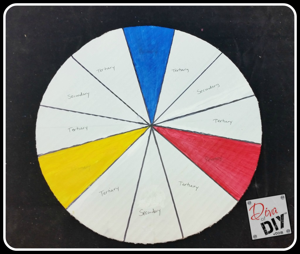 Make A Color Wheel To Customize Colors