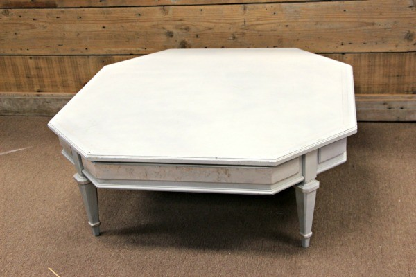 upholstered ottoman how to repurpose