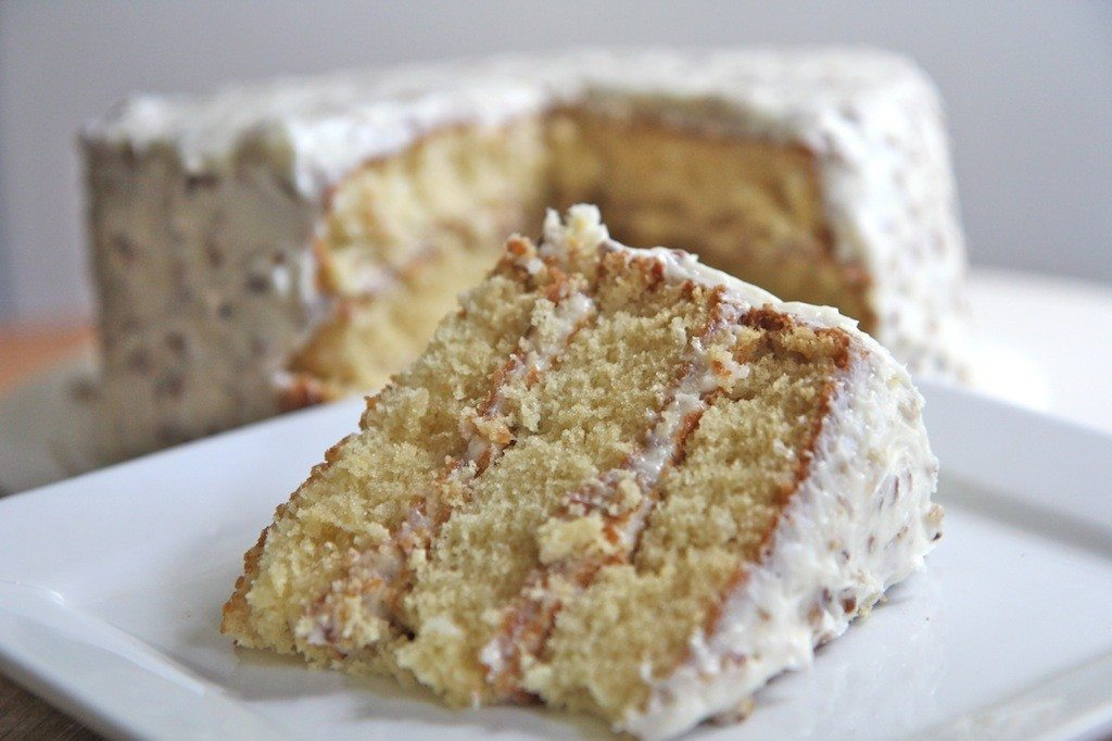 Quick Butter Cake Recipe