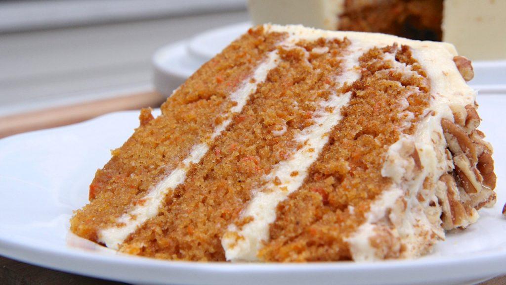 Grandma Barb S Carrot Cake Easy Amp Moist Divas Can Cook