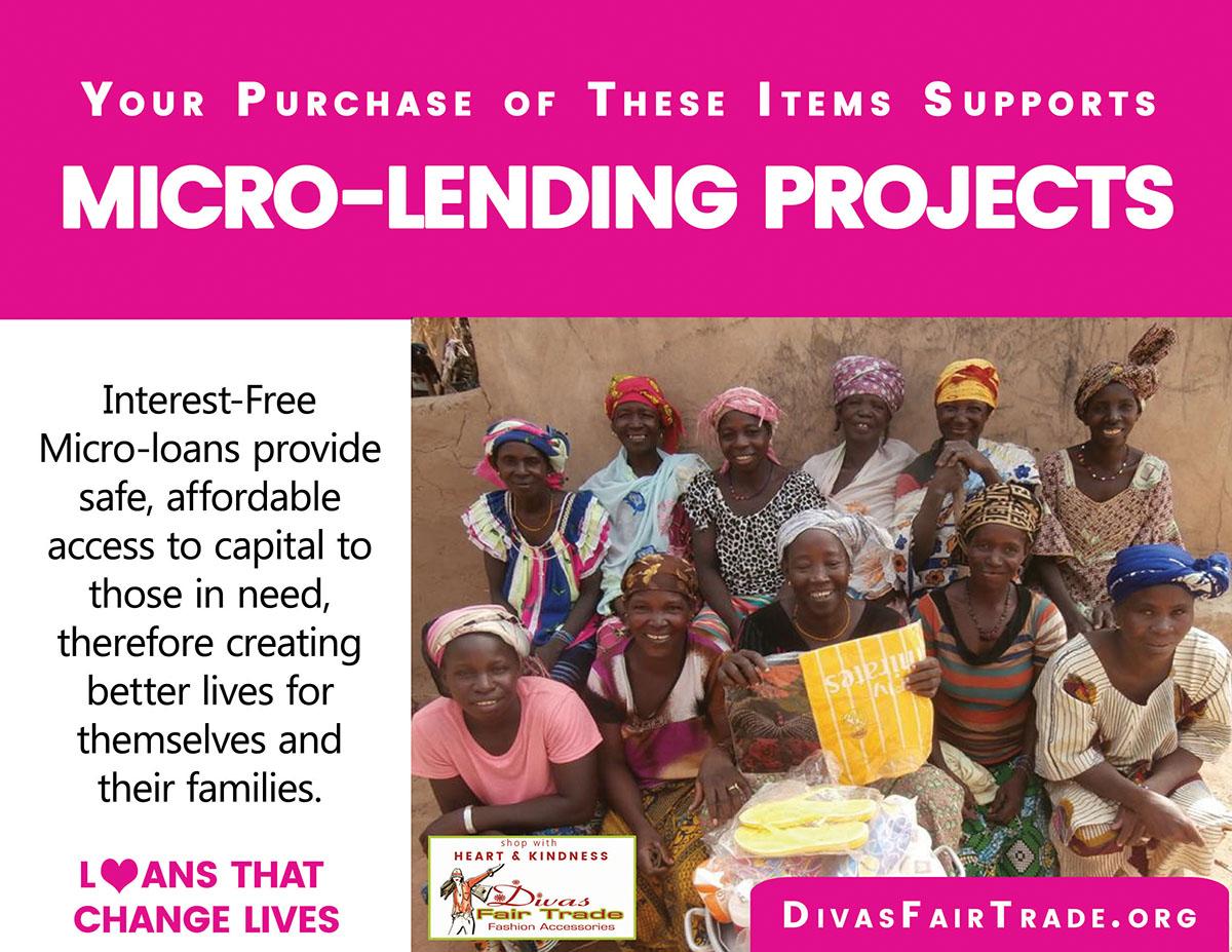 Divas Fair Trade Micro Lending