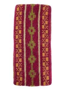 Aymara Ear Warmer, Berry, Alpaca Blend, winter Headbands for the whole family