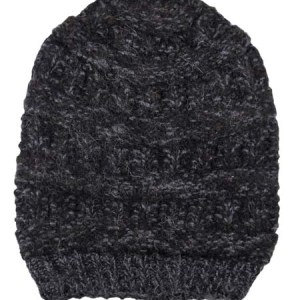 Pachamama Hat, Black, Alpaca Blend, winter Hats for the whole family