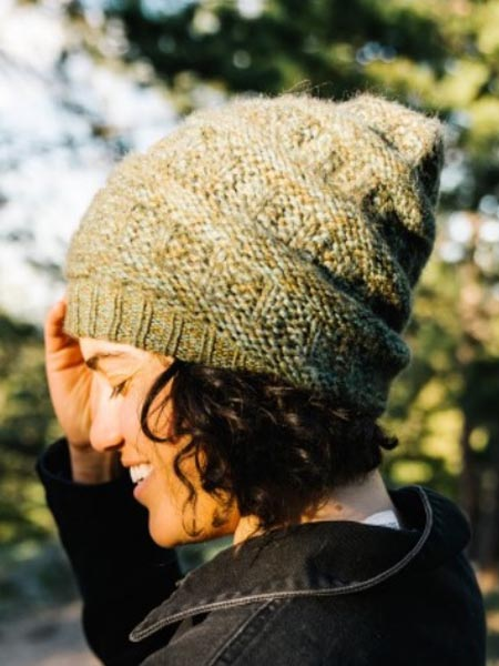Pachamama Hat, Alpaca Blend, winter Hats for the whole family