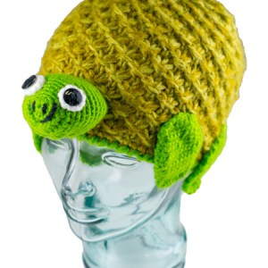 Animal Kids Turtle Hat