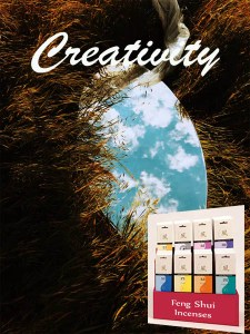 Creativity Incenses Feng Shui