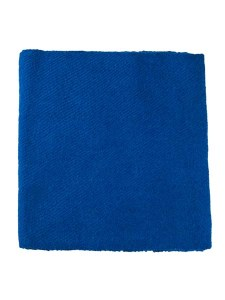 Solido Scarf 100% Alpaca, Blue. Unisex winter Scarves for the whole family