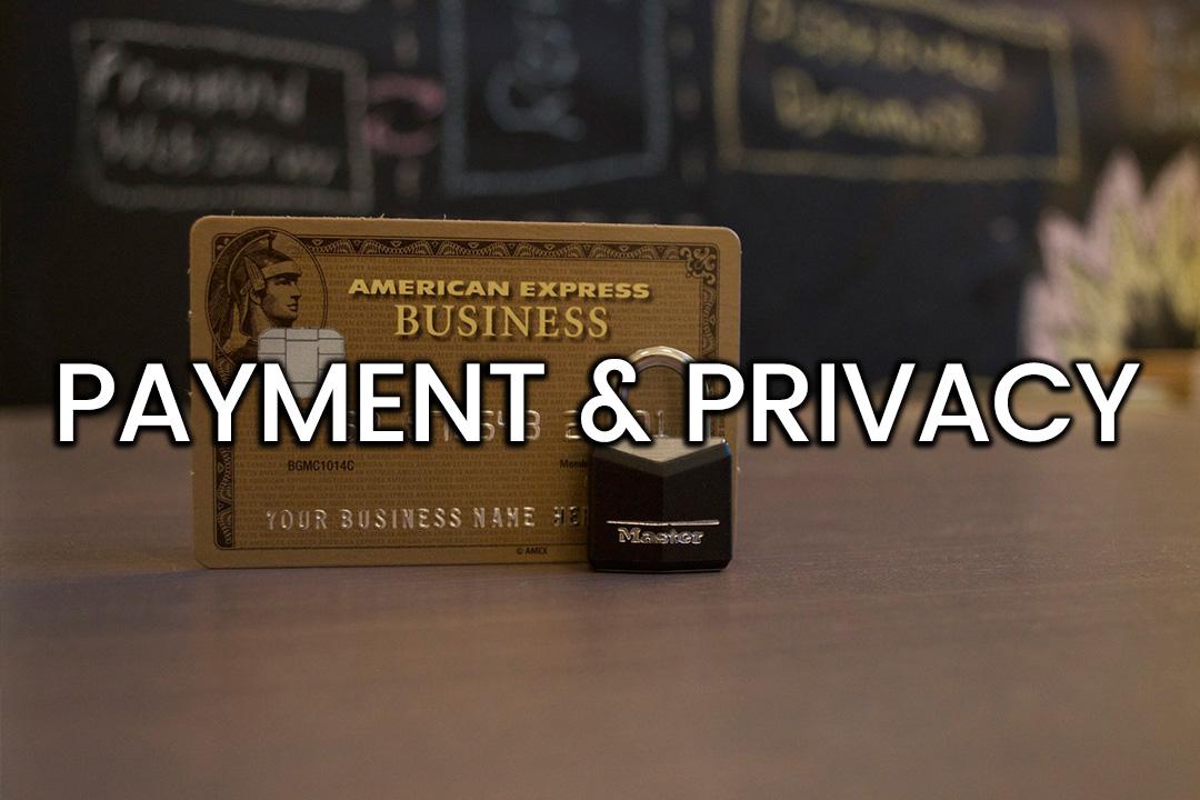 Divas Fair Trade Payment & Privacy