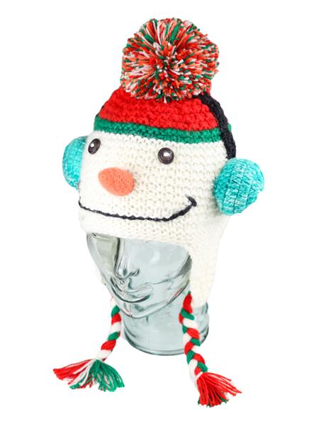 Kids-Snowman hat