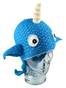 Kids Narwhal Hat