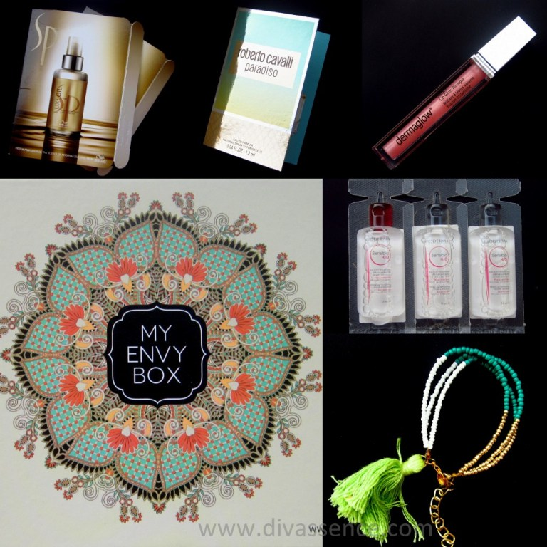My Envy Box India  November 2015