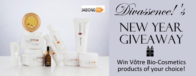 votre jabong new year giveaway 2016