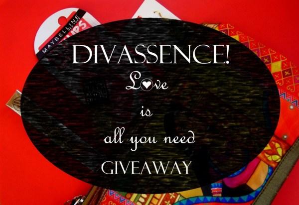Divassence Instagram Valentine's Day Giveaway