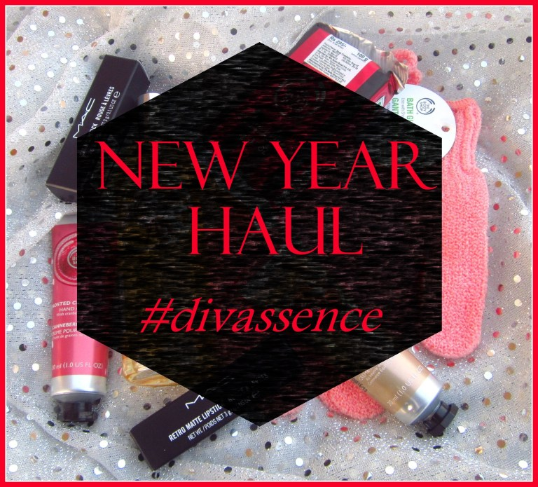 New Year 2016 Makeup and Skincare Haul