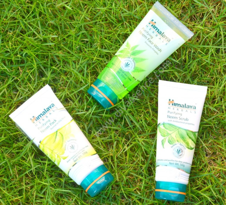 Himalaya Pure Skin Neem Facial Kit, Indian beauty blog, Chennai beauty blog, Divassence, best facewash for oily skin, diy facial at home