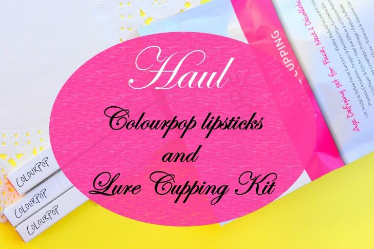 colourpop haul indian beauty blogger
