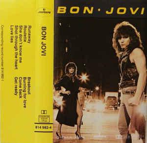 BonJovi tracklisttel
