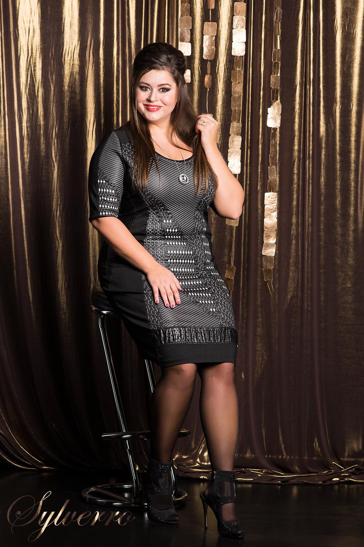 056e55251add Sylverro; Plusz Size Fashion, Molettdivat.hu, a divat nagyban...