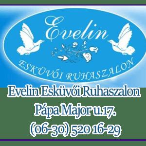 Evelin Esküvői Ruhaszalon Pápa, Major u.17