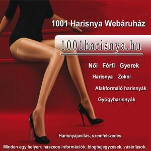 1001 Harisnya - MINŐSÉGI ELEGANCIA