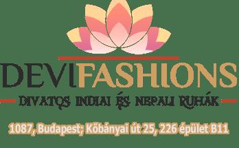 Devifashon Indiai ruhák