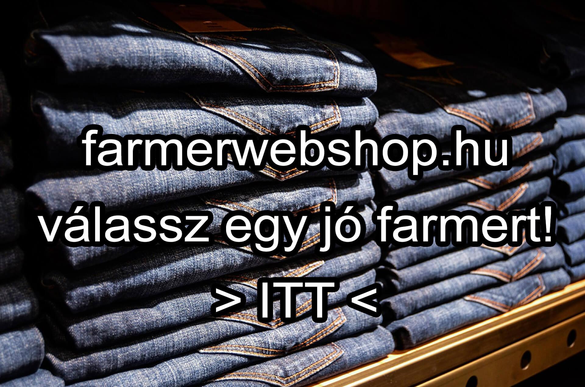Farmer webshop