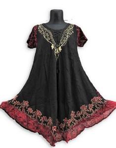 Indiai ruhák, Indiából
