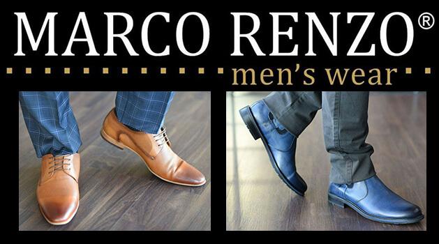Marco Renzo – férfi ruhák és cipők
